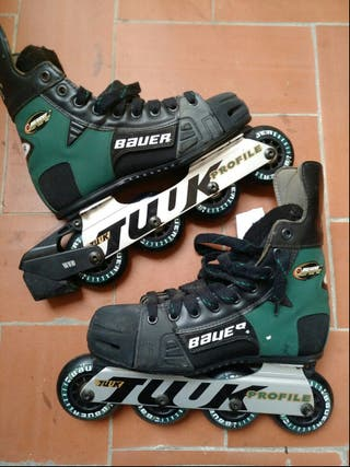 Patines Hockey Bauer talla 37
