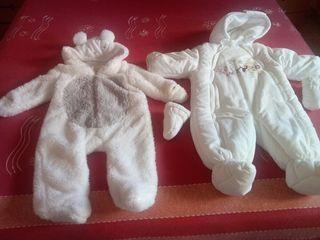 lote 2 monos de bebe