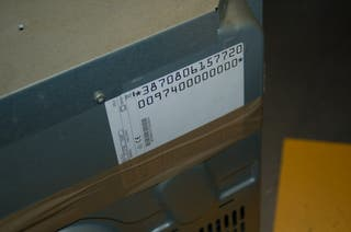 Horno profesional 558 balay 60 cm