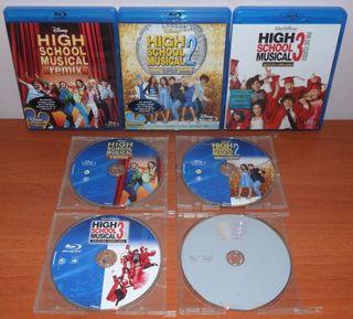 High School Musical: La Trilogía, Disney Blu-Ray B