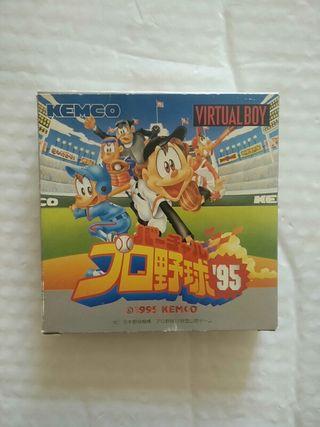 Virtual Pro Yakyu 95 para Nintendo Virtual Boy