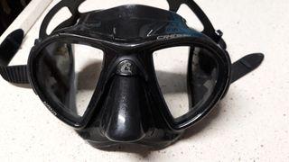 máscara buceo cressi nano