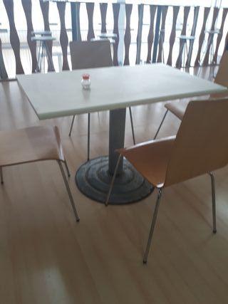 mesas bar restaurante