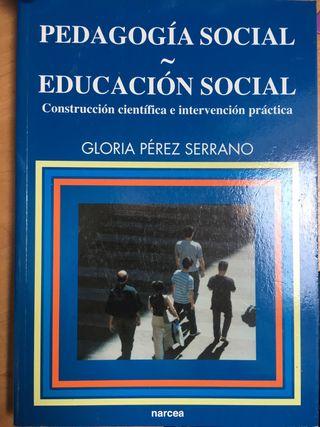 Pedagogía social en educación social