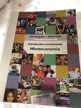 Introducción a la Economía. Microeconomía