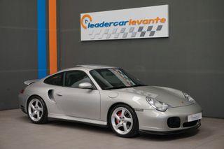 Porsche 911 turbo 420cv manual