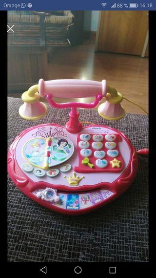 teléfono jugyete
