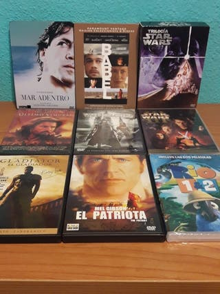 Super Pack de Dvds