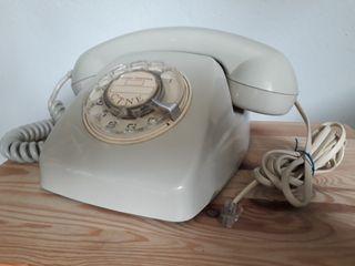 Teléfono años 80 y 90.