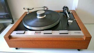 Thorens TD 125 MK II Plato Tocadiscos Vintage