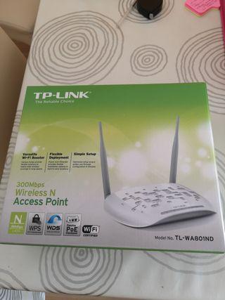 Punto de acceso wifi/ extensor de red