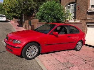 BMW Serie 3 compact 2002 gasolina