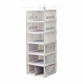 Ikea SVIRA. Almacenamiento de armario, vertical