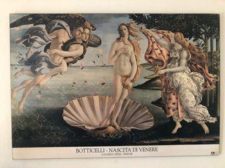Cuadro Venus Botticelli