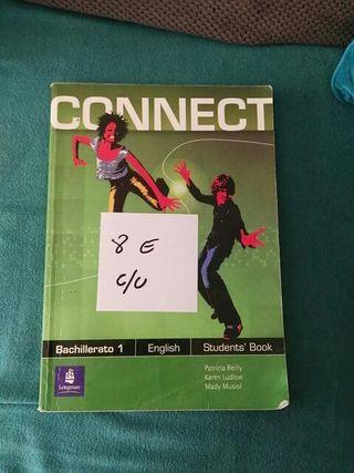 Libro bachillerato de inglés