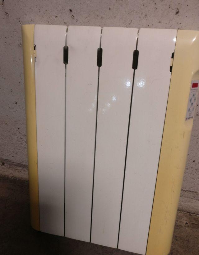Radiadores emisores t rmicos calor azul de segunda mano - Radiadores de calor azul ...