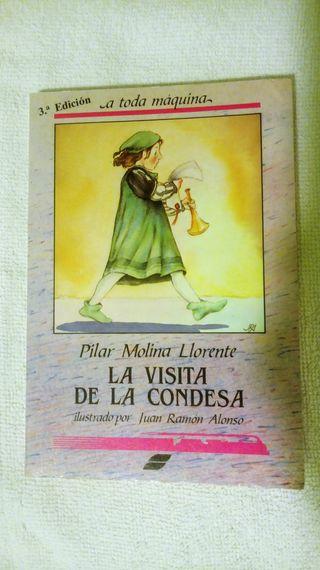 Libro la Visita de la Condesa