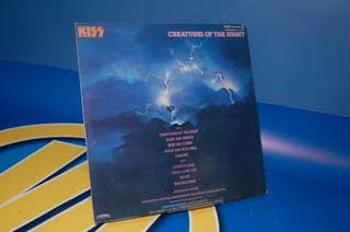 Disco Vinilo LP Kiss Creatures Of The Night -