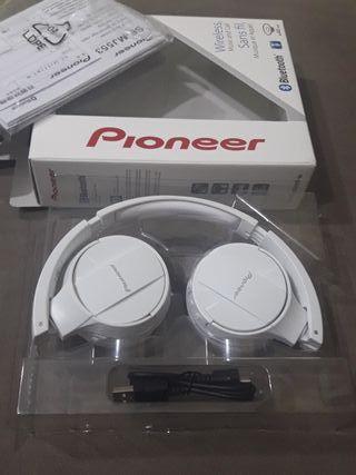 cascos pioneer bluetooth