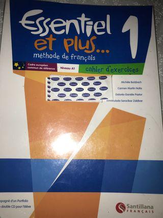 cuadernillo de frances primero eso