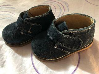 Botas bebé N 21