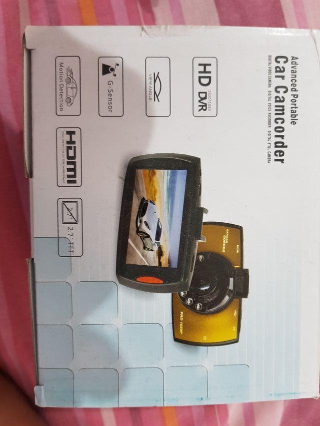 cámara para coche