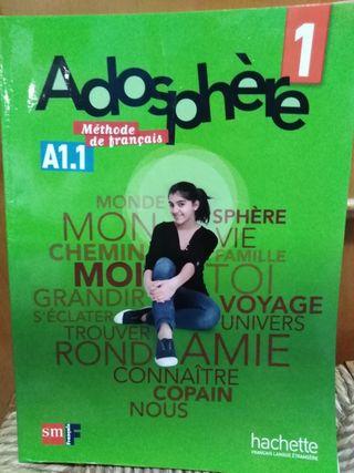 Libro de francés A1. 1