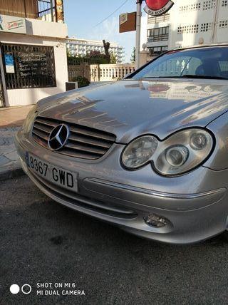 Faro Xenon Principal Mercedes CLK w209