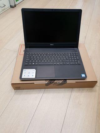 Ordenador Dell Vostro 3568 i3 250 GB SSD 8GB W10P
