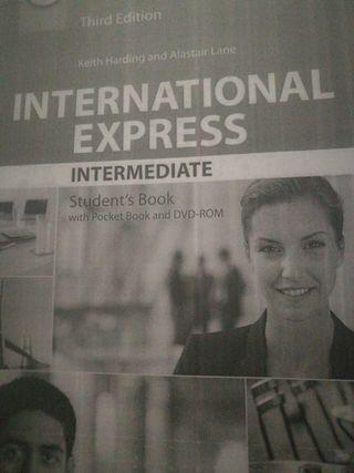 International Express Intermediate Students Book