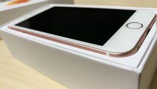 Vendo iPhone 6S 16GB rosa impecable
