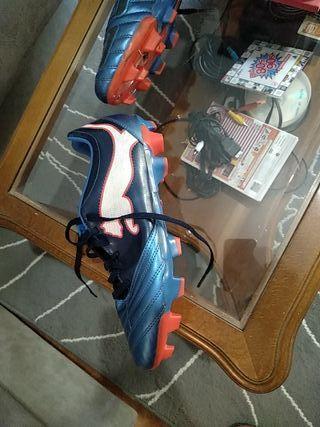 botas zapatillas de fútbol