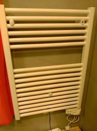 radiador/toallero