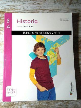 Geografía e Historia 4° ESO