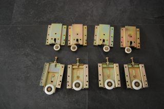 mecanismos para puertas correderas de armario