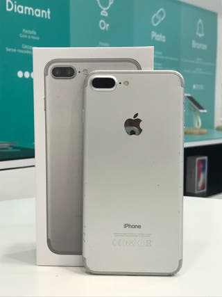 iPhone 7 Plus 32Gb. 1 año de garantía