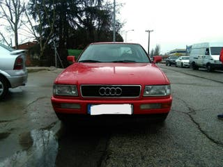 Audi coupe 1991
