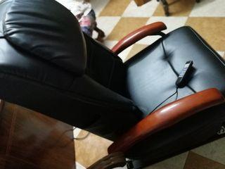 sillón relax masajeador