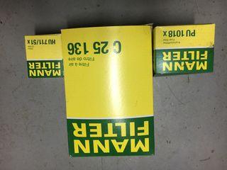 Filtros peugeot 307sw 2004 136cv