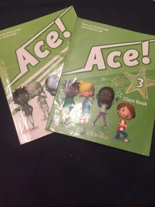 Ace 3. Oxford. 9,90€ los dos libros.