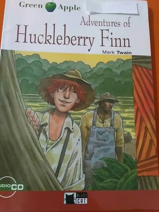 The Adventures of Huckleberry Finn. Marrk Twain