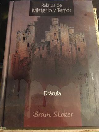 Coleccion relatos de misterio y terror.
