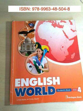 English world 4° ESO