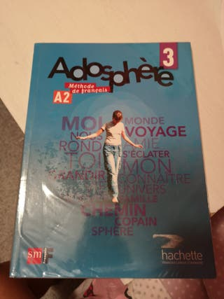 Adosphere 3. A2 Methode de francais