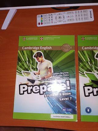 Libro Prepare! Cambridge English Official