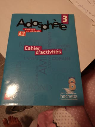 Adosphere 3. Cahier d'activites