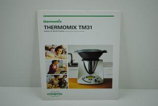 LIBRO DE INSTRUCCIONES THERMOMIX TM31