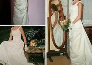 Vender vestido de novia pamplona