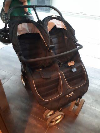 gemelar baby jogger city
