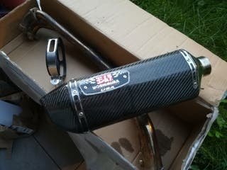 Escape Yoshimura made in USA original